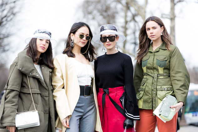 Charlotte Deckers Photography | FashionWeek Paris SS18 Fashion Streetstyle Chanel