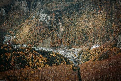 Charlotte Deckers Photography | Travel Photo Japan | Nature View Autumn Hokkaido