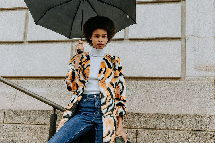 Charlotte Deckers Photography | FashionWeek NewYork SS19 Fashion Streetstyle Blésnya Minher