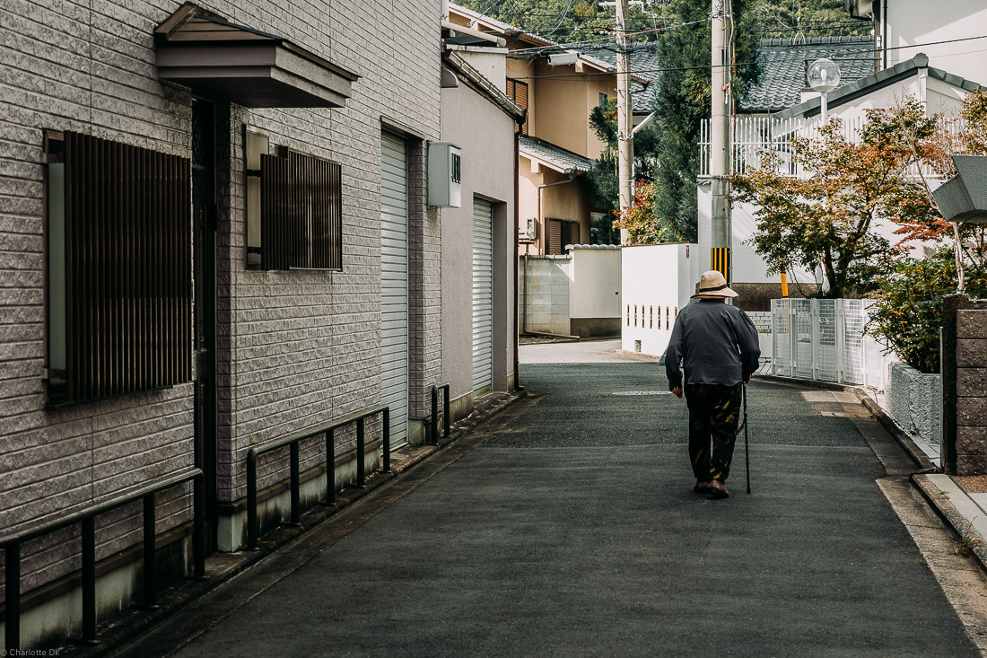Charlotte Deckers Photography | Travel Photo Japan | Streetscene Kyoto