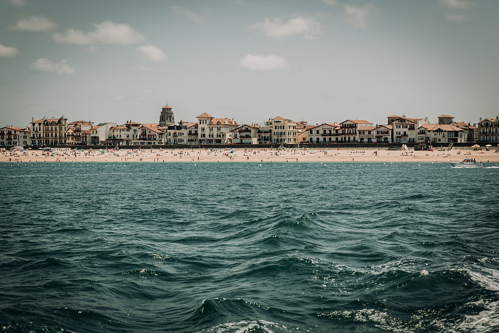 Charlotte Deckers Photography Travel Photographer Saint Jean de Luz Basque Country Sea