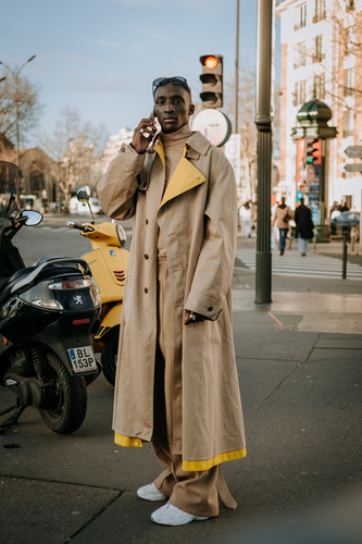 Charlotte Deckers Photography | FashionWeek Paris AW20 Fashion Streetstyle Lacoste
