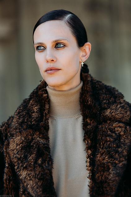 Charlotte Deckers Photography   FashionWeek Paris SS19 Fashion Streetstyle Aymeline Valade