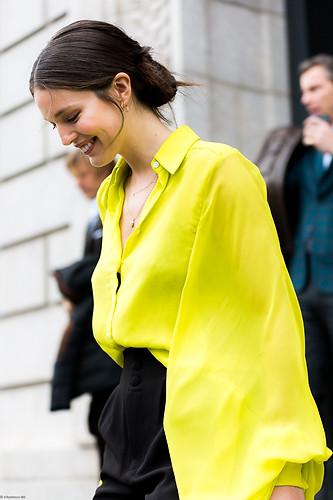 Charlotte Deckers Photography | FashionWeek NewYork AW19 Fashion Streetstyle Emily Didonato