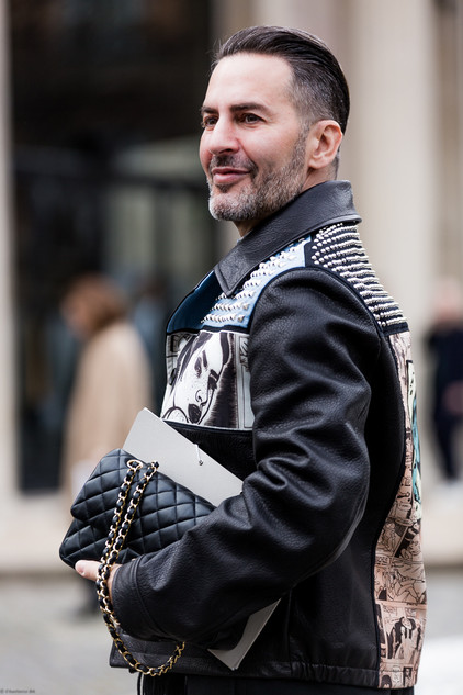 Charlotte Deckers Photography | FashionWeek Paris SS18 Fashion Streetstyle Marc Jacobs