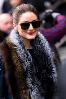 Charlotte Deckers Photography | FashionWeek NewYork AW19 Fashion Streetstyle Olivia Palermo