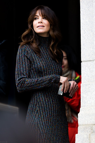 Charlotte Deckers Photography | FashionWeek NewYork AW19 Fashion Streetstyle Michelle Monaghan