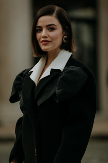 Charlotte Deckers Photography | FashionWeek Paris AW20 Fashion Streetstyle Miumiu Lucy Hale