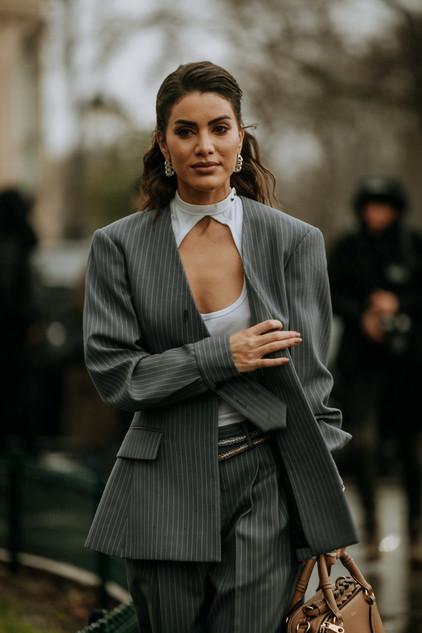 Charlotte Deckers Photography   FashionWeek Paris AW20 Fashion Streetstyle Camila Coelho