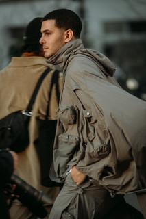 Charlotte Deckers Photography | FashionWeek Paris AW20 Fashion Streetstyle Fai Khadra - yourboyfai
