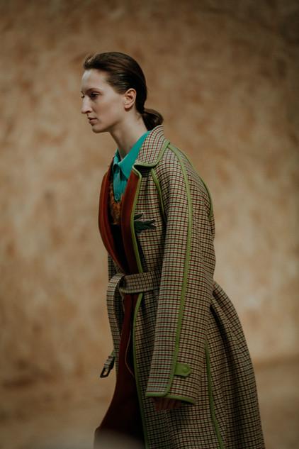 Charlotte Deckers Photography   FashionWeek Paris AW20 Fashion Runaway Lacoste Model