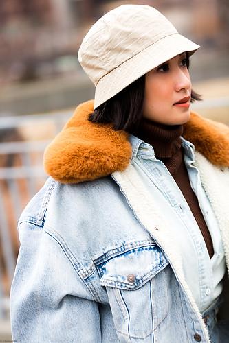 Charlotte Deckers Photography | FashionWeek NewYork AW19 Fashion Streetstyle Laureen