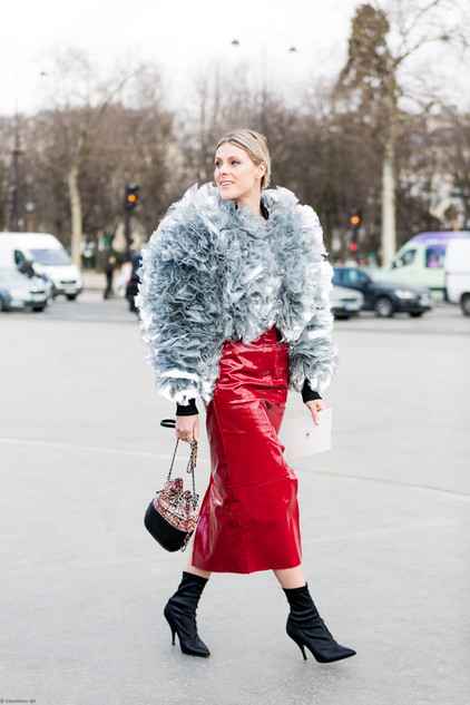 Charlotte Deckers Photography | FashionWeek Paris SS18 Fashion Streetstyle