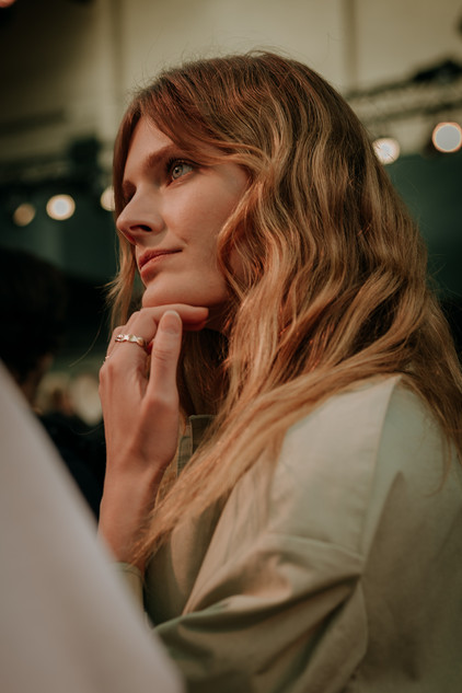 Charlotte Deckers Photography   FashionWeek Paris AW20 Fashion Runaway Lacoste Constance Jablonski