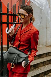 Charlotte Deckers Photography | FashionWeek NewYork SS19 Fashion Streetstyle Zina Fashionvibe