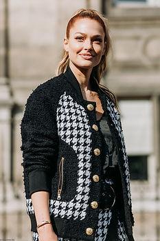 Charlotte Deckers Photography | FashionWeek Paris SS19 Fashion Streetstyle Caroline Receveur