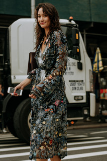 Charlotte Deckers Photography | FashionWeek NewYork SS19 Fashion Streetstyle Mona Offi