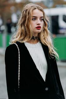 Charlotte Deckers Photography | FashionWeek Paris SS19 Fashion Streetstyle Adele Farine