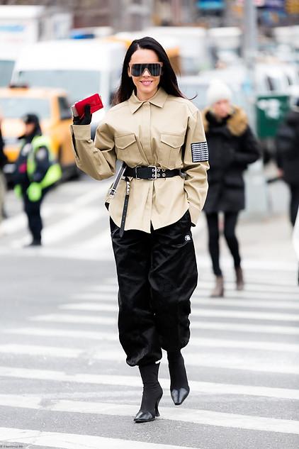 Charlotte Deckers Photography   FashionWeek NewYork AW19 Fashion Streetstyle Styleheroine