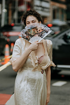 Charlotte Deckers Photography | FashionWeek NewYork SS19 Fashion Streetstyle