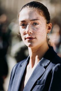Charlotte Deckers Photography | FashionWeek Paris SS19 Fashion Streetstyle Maeva Marshall