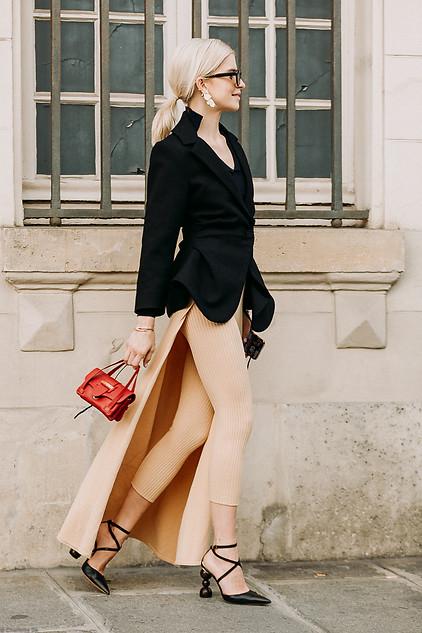 Charlotte Deckers Photography   FashionWeek Paris SS19 Fashion Streetstyle Caro Daur