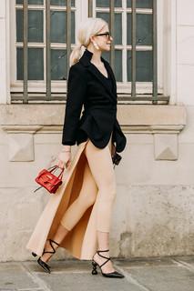 Charlotte Deckers Photography | FashionWeek Paris SS19 Fashion Streetstyle Caro Daur