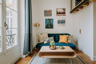 Charlotte Deckers Photography | Interior Photographer | Living Room