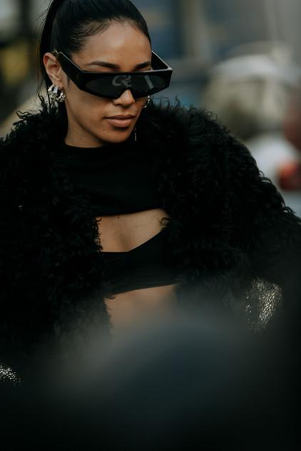 Charlotte Deckers Photography   FashionWeek Paris AW20 Fashion Streetstyle Aleali