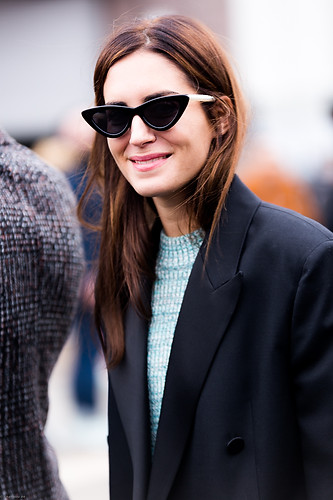 Charlotte Deckers Photography | FashionWeek NewYork AW19 Fashion Streetstyle Gala Gonzalez