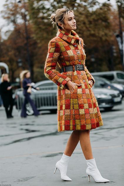 Charlotte Deckers Photography   FashionWeek Paris SS19 Fashion Streetstyle Sarah Ellen