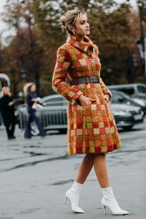 Charlotte Deckers Photography | FashionWeek Paris SS19 Fashion Streetstyle Sarah Ellen