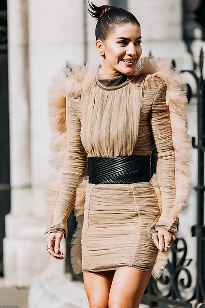 Charlotte Deckers Photography   FashionWeek Paris SS19 Fashion Streetstyle Camile Coehlo