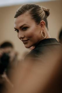 Charlotte Deckers Photography | FashionWeek Paris AW20 Fashion Streetstyle Dior Karlie Koss