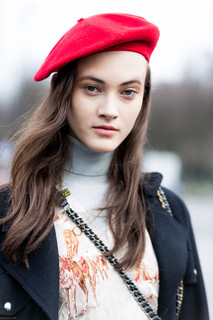 Charlotte Deckers Photography | FashionWeek Paris SS18 Fashion Streetstyle Greta Model