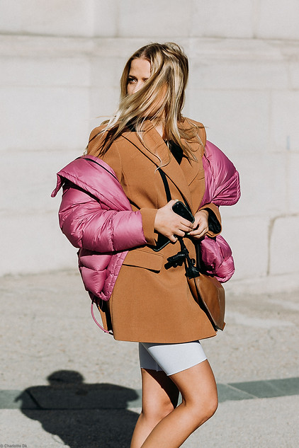 Charlotte Deckers Photography   FashionWeek Paris SS19 Fashion Streetstyle Jessica Mercedes Kirschner