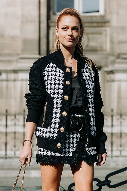 Charlotte Deckers Photography   FashionWeek Paris SS19 Fashion Streetstyle Caroline Receveur