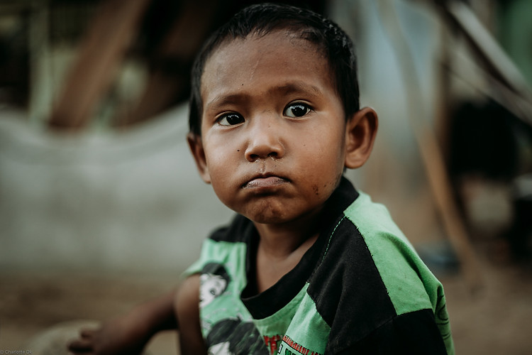 Charlotte Deckers Photography | Travel Photo Indonesia | Little boy