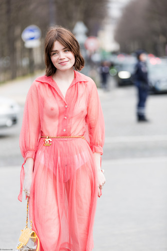 Charlotte Deckers Photography | FashionWeek Paris SS18 Fashion Streetstyle Reese Blutstein
