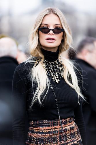 Charlotte Deckers Photography | FashionWeek Paris SS18 Fashion Streetstyle Leonara Jimenez