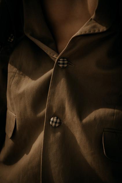 Charlotte Deckers Photography | Closeup Jacket | Fashion Photographer | Barcelona