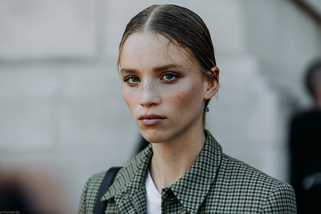 Charlotte Deckers Photography   FashionWeek Paris SS19 Fashion Streetstyle Rebecca Longendyke