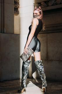 Charlotte Deckers Photography | FashionWeek Paris SS19 Fashion Streetstyle Roshelle