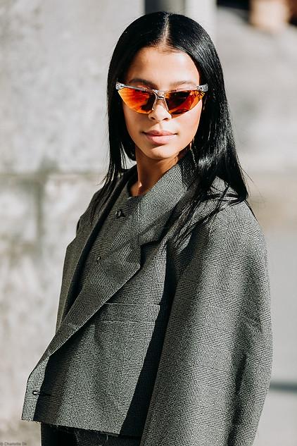 Charlotte Deckers Photography   FashionWeek Paris SS19 Fashion Streetstyle Sami Miro