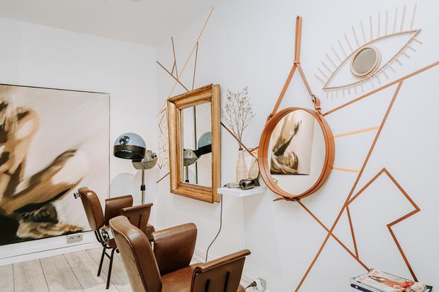 Charlotte Deckers Photography | Interior Photographer | Beauty Salon Hairdresser
