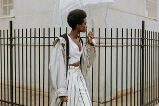 Charlotte Deckers Photography | FashionWeek NewYork SS19 Fashion Streetstyle Fatoujobe