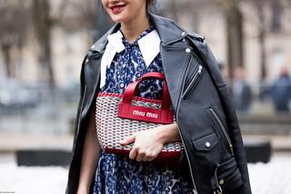 Charlotte Deckers Photography | FashionWeek Paris SS18 Fashion Streetstyle MiuMiu