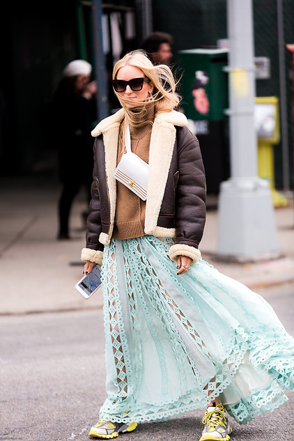 Charlotte Deckers Photography   FashionWeek NewYork AW19 Fashion Streetstyle Charlotte Groeneveld