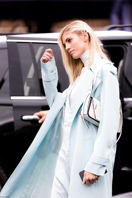 Charlotte Deckers Photography   FashionWeek NewYork AW19 Fashion Streetstyle Dev Windsor