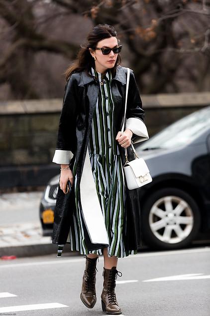 Charlotte Deckers Photography   FashionWeek NewYork AW19 Fashion Streetstyle Madelynn Furlong